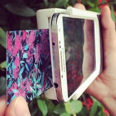 This Epic SmartPhone Case Prints Your Photos Right on the Spot ...