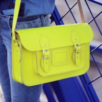 7 Cool Colorful Satchels ...