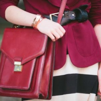 7 Fabulous Oxblood Bags for This Season ...