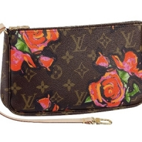 Louis Vuitton Pochette Accessories from Stephen Sprouse Collection