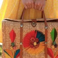 The Quintessential Summer Accessory: a Great Straw Bag ...