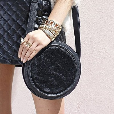 7 Circular Bags That Will round out Your Outfits Right Now ...
