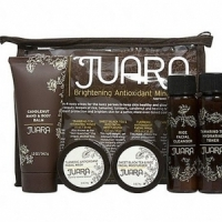 Giveaway Contest Winner: JUARA Glow on the Go Travel Set...