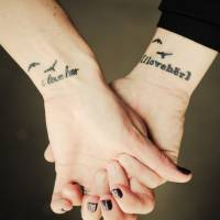32 of the Best Couples Tattoos You'll Ever See ...
