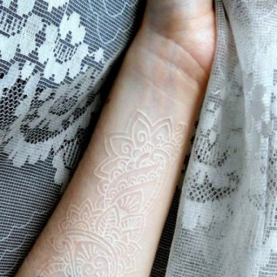 This is Why You Should Get a White Ink Tattoo ...