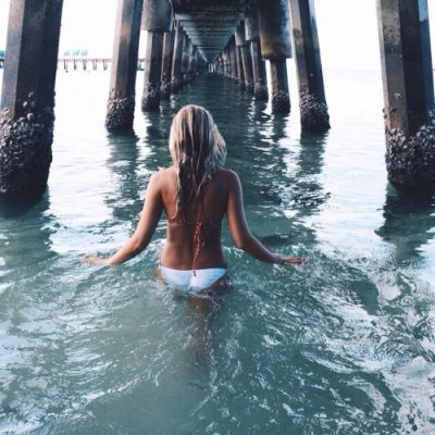 Beach Beauty: How to Look Good when You Emerge from the Ocean ...
