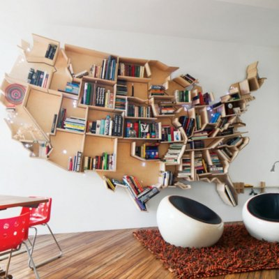 9 Quirky and Fun Bookshelves for Your House ...