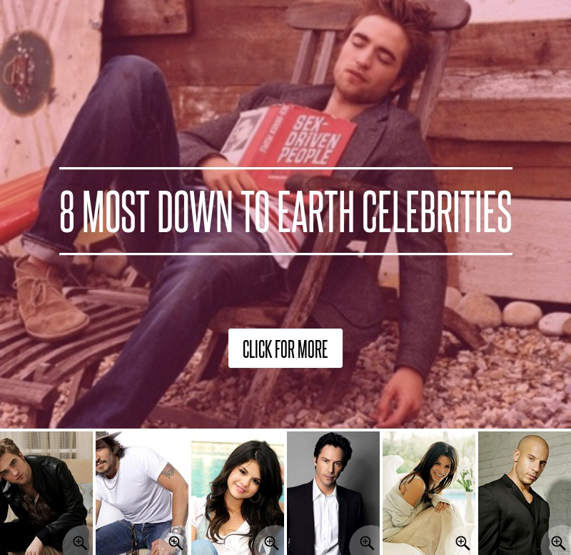 15 Celebs Who Are Actually Down To Earth | TheTalko