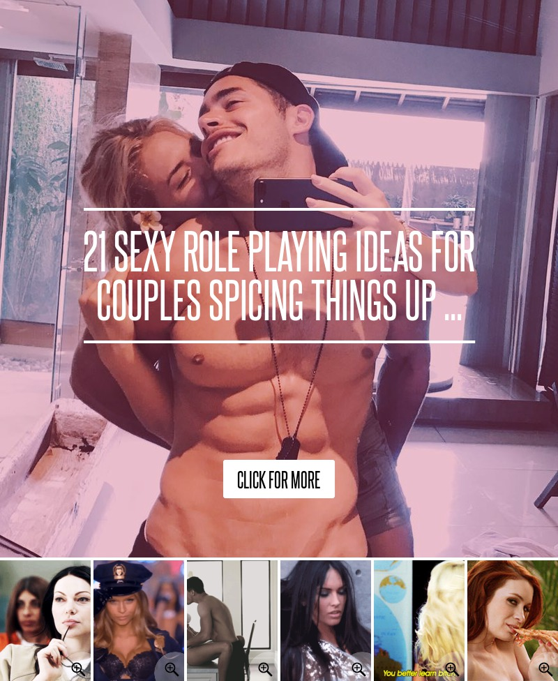 sexy role playing ideas