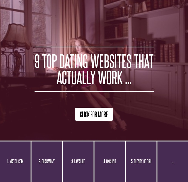 Actual dating sites that work