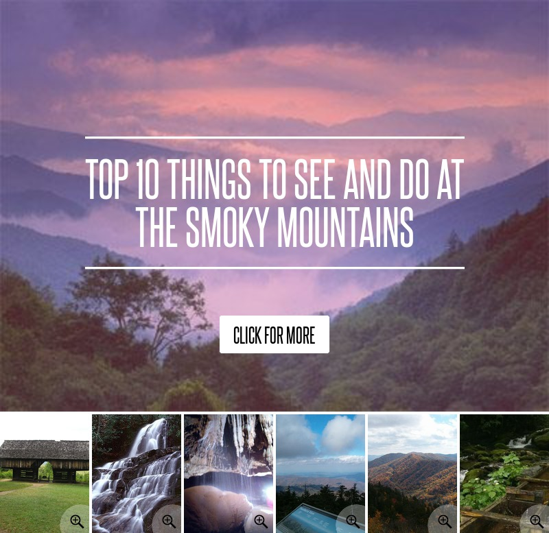 10 Things to Do With Kids in Great Smoky Mountains Park ...