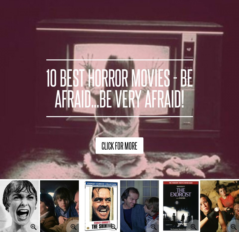 Be Very Afraid: Be Afraid...be Very Afraid! Lifestyle