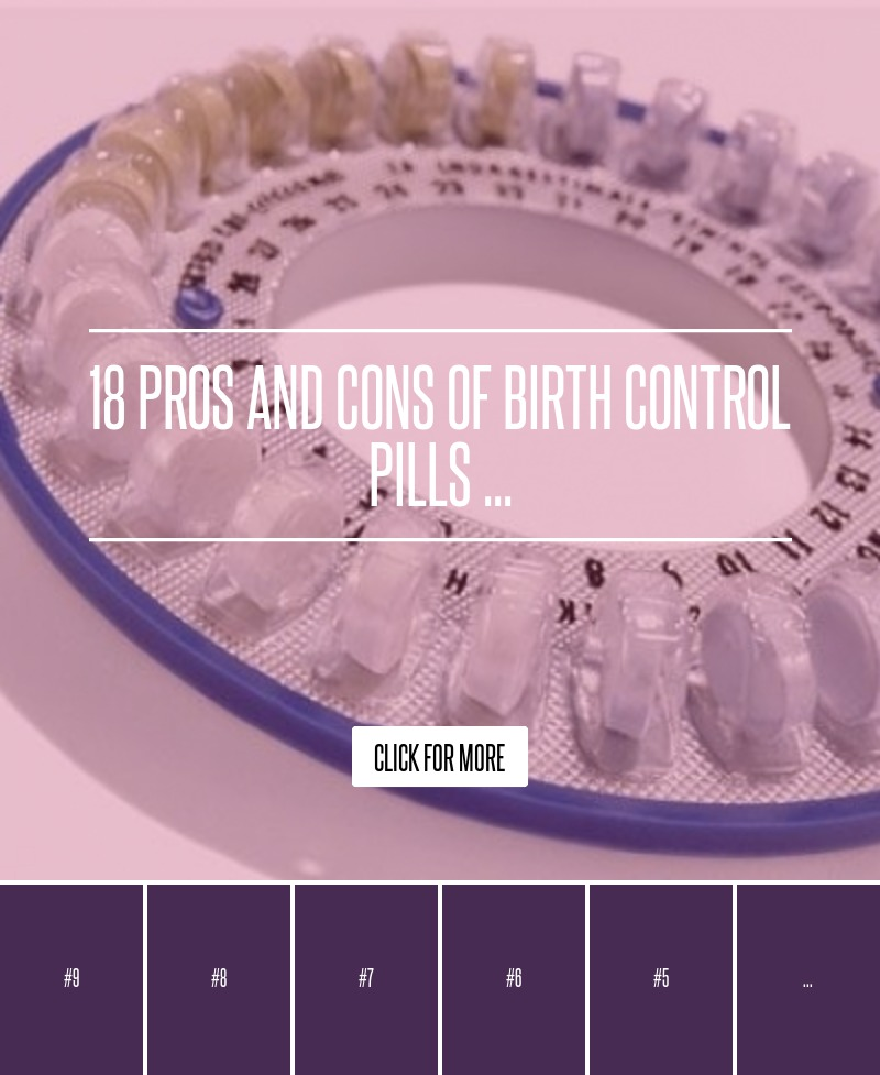 pros and cons of birth control This article covers the side effects and effectiveness of birth control patches what are the pros and cons of the birth control patch the pros of the birth control patch include: highly effective when used correctly you do not have to remember to take a pill each day.