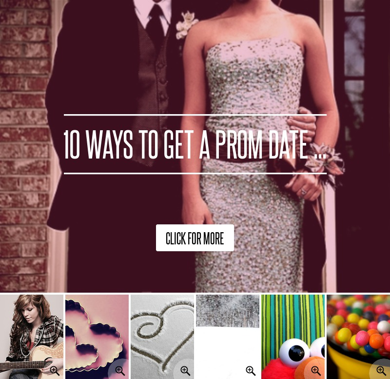 How to get a prom date in Melbourne