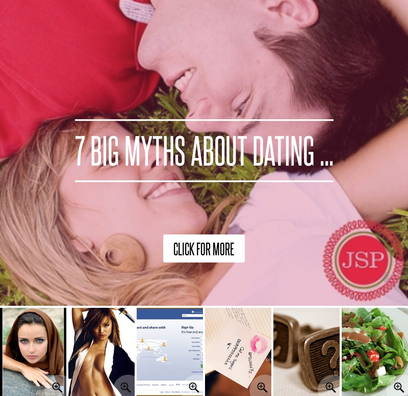 Myths About Women Dating 14