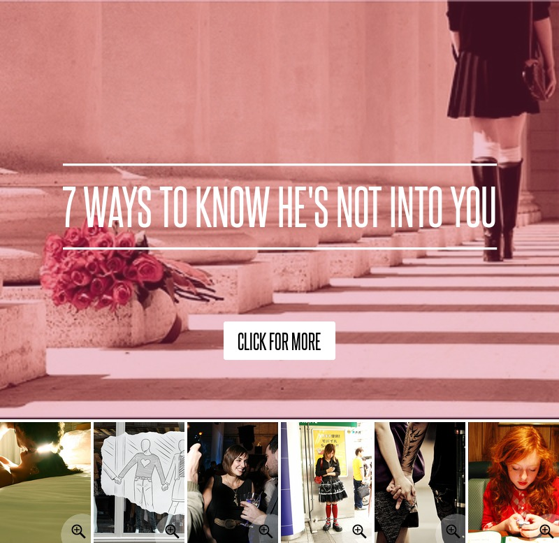 Doesn t make solid plans 7 ways to know he s not into you