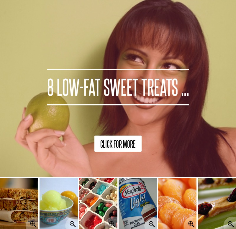 treat Low fat sweet