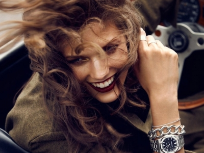 7 Female Watch Brand Ambassadors ...