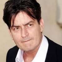 Charlie Sheen Partying It up in Vegas...