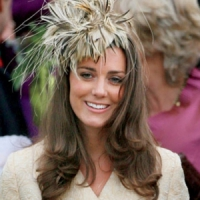 Kate Middleton Reveals Wedding Dress - Almost...