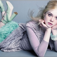 Gorgeous Elle Fanning for Marie Claire...