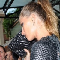 Does Gisele Bundchen Rock This Alexander Wang Dress? ...