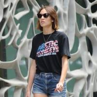 7 Celebrities Wearing Band T-shirts – Who Wore It Best? ...