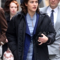 7 Photos of Winslet Steps Back in Time ...