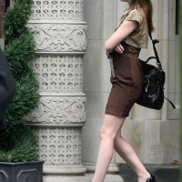 12 Photos of Blake and Leighton on Set ...