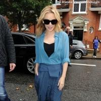 5 Photos of Kylie at Maida Vale ...