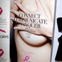 7 Photos of Hurley and Lauder Go Pink ...