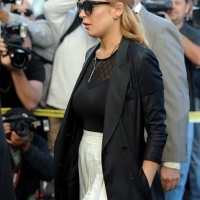 3 Photos of Lindsay Lohan Probation Hearing ...
