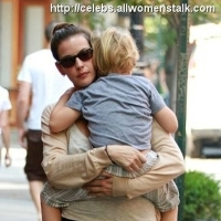 5 Photos of Liv Carries Milo ...