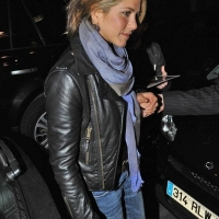5 Photos of Aniston Dining in Leather ...