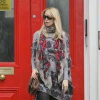 6 Photos of Claudia Schiffer Showing off Her Bump...