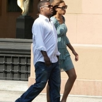 4 Photos of Tracy Morgan and GF ...
