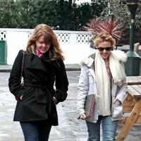 3 Photos of Kylie's Saturday Stroll...