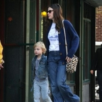 5 Photos of Liv Tyler and Milo ...