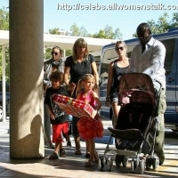 6 Photos of Klum's Kids Party with Romeo ...
