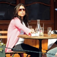 10 Photos of Bethenny and Jason at Pastis...