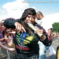 6 Photos of Missy Elliott Performs at the Wireless Festival ...