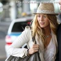 4 Photos of Blake Heads to TIFF ...