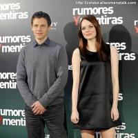 5 Photos of Rumores Y Mentiras - Easy a Photocall ...