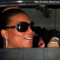 3 Photos of Queen Latifah's Drive-by ...