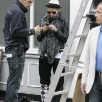 "8 Photos of Madonna Directs ""WE"" ..."