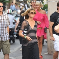 22 Photos of Seal and Klum do St Tropez ...