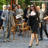 13 Photos of Bellucci Films for Martini Gold ...