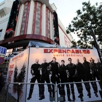 "8 Photos of Double Premiere of ""the Expendables"" ..."