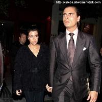 7 Photos of Kourtney Celebrates with Kim ...