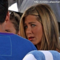 6 Photos of Aniston Hangs out ...